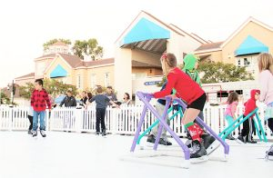 Emerald Events St. Patrick's Day Deal Mobile Ice Skating Rink
