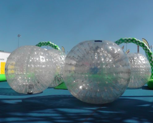 Large Land Bubble Rollers