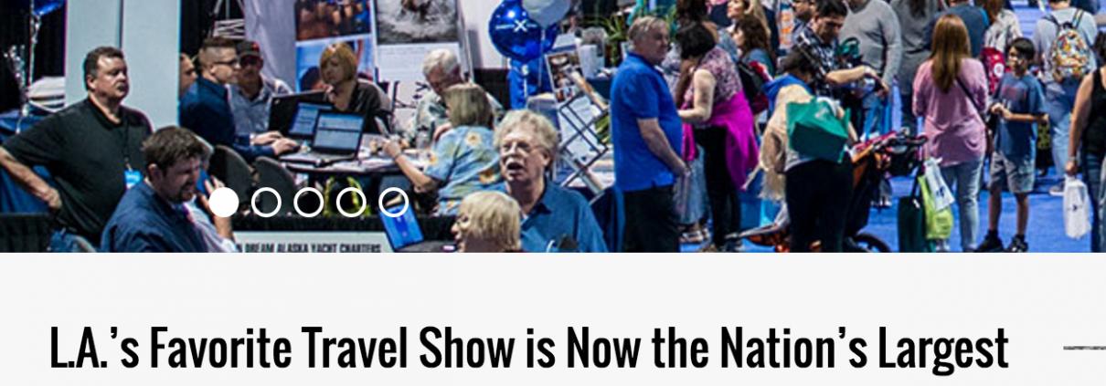 2017 LA Travel & Adventure Show