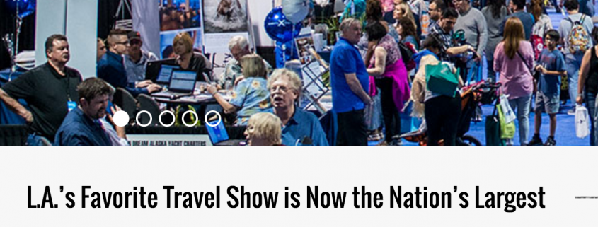 2017 LA Travel & Adventure Show