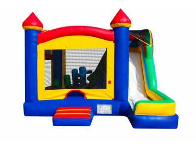 5-in-1 Castle Combo Front