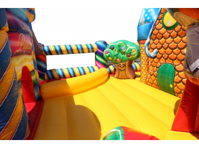 Candy Play Land Jump