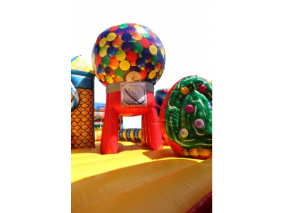 Emerald Events - Candy Play Land Gum Ball