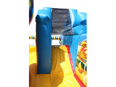 Emerald Events - Candy Play Land Slide
