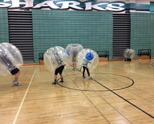 Bubble Bumpers