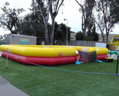 Bubble Bumpers Arena