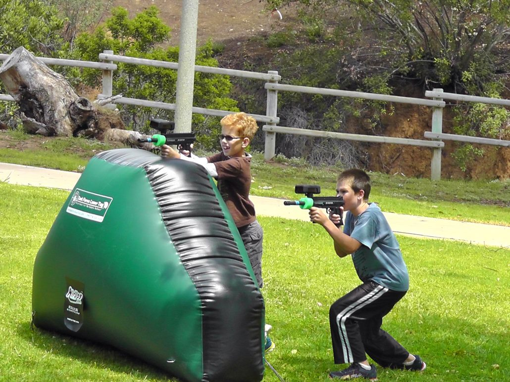 Rent Laser Tag Mobile Laser Tag Rental For Kids
