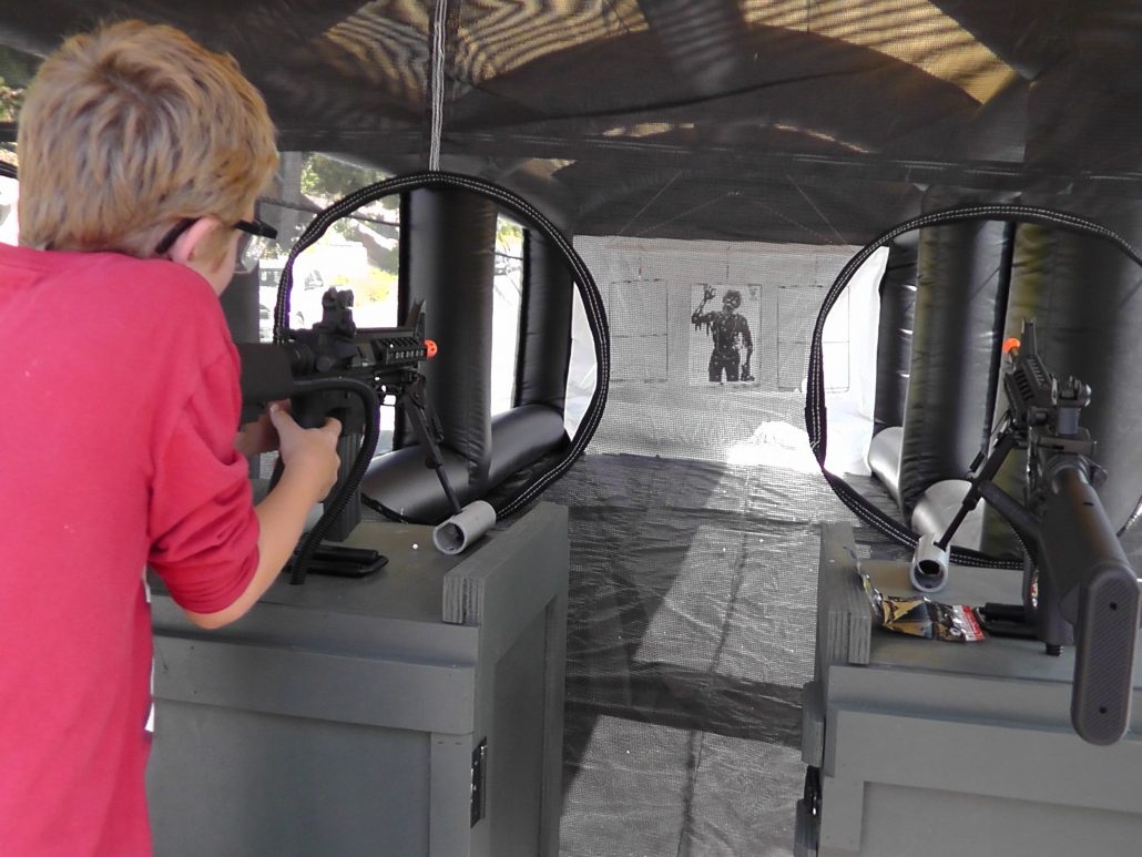 Mobile Shooting Range Rental Rent Shooting Range For