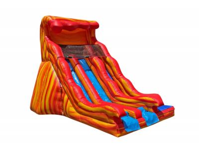 20' Fire Dual Slide