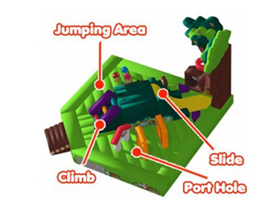 Backyard Toddler Combo Obstacle Course Guide 01