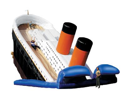 25' Titanic Slide