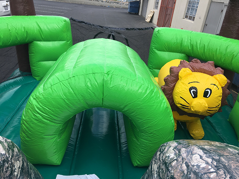 Rent Inflatable Obstacle Course | Obstacle Course Jumpers ...