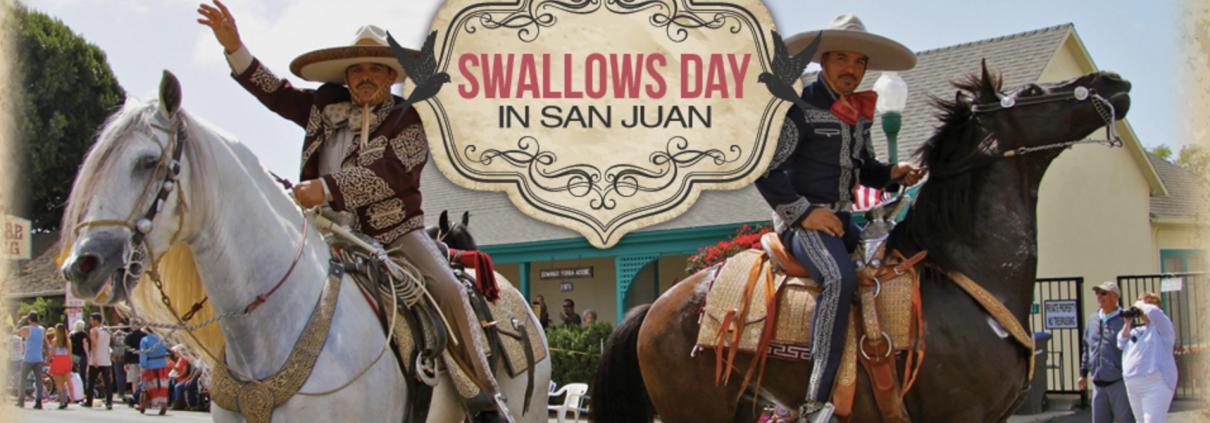 San Juan Capistrano Swallows Day Parade