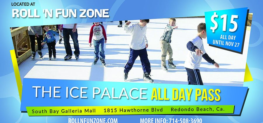 Roll N Fun Zone Wristband Promotion