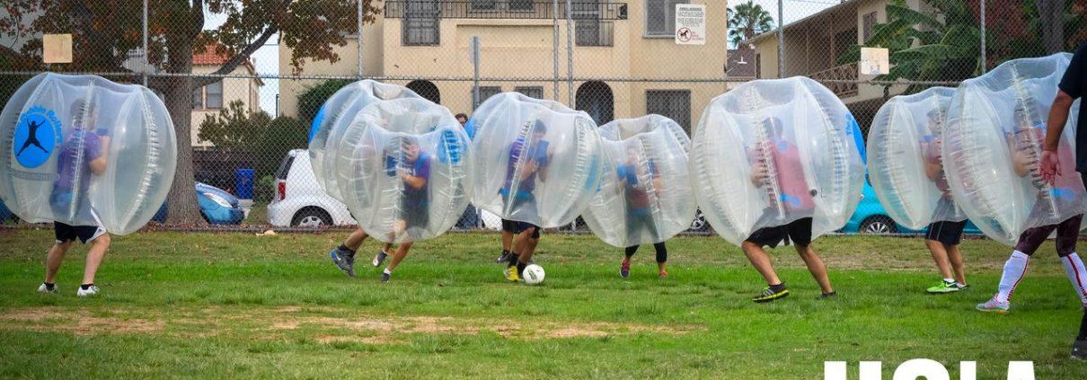 Rent Bubble Bumper Soccer Rentals