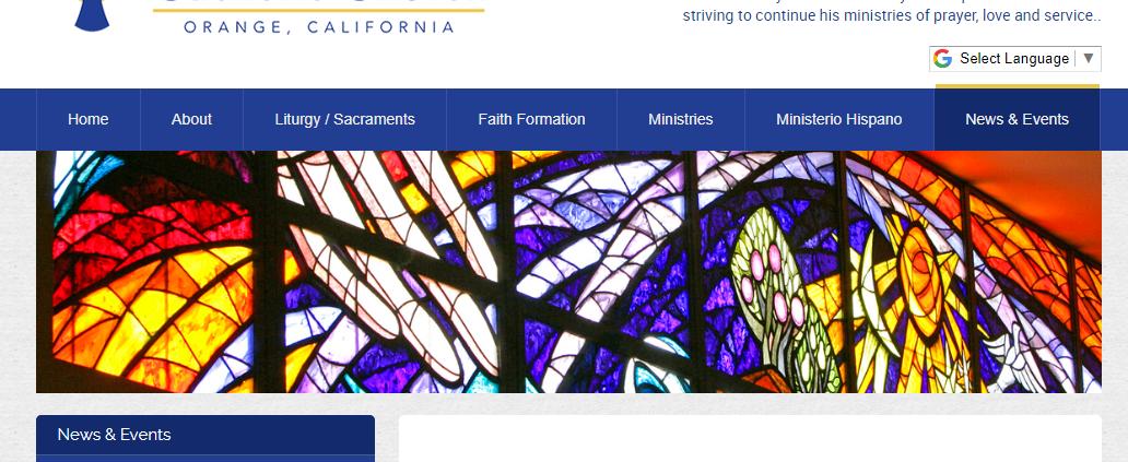 St Norbert Church Website