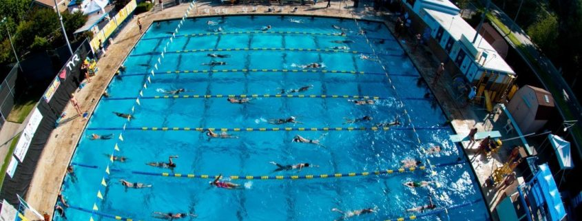 Mission Viejo Aquatic Center Grand Reopening