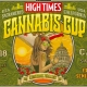 High Time Cannabis Cup 2018 and Task Force Laser Tag in Sacramento, California
