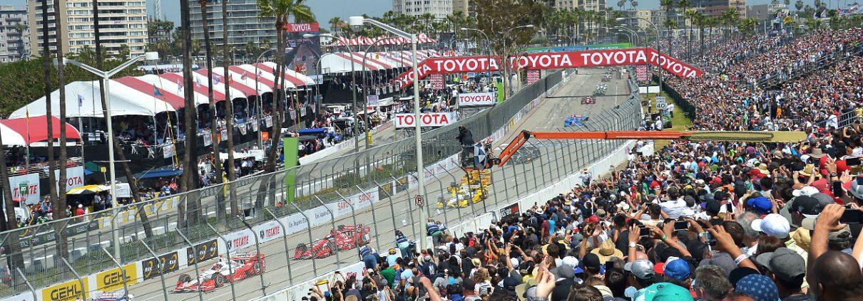 Toyota Grand Prix Long Beach 2018
