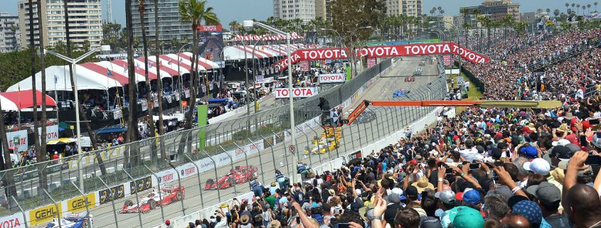 Toyota Grand Prix Long Beach 2018