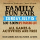 International Pentecostal Church in Bellflower's Family Fun Fair. Sunday, July 15, 2018.