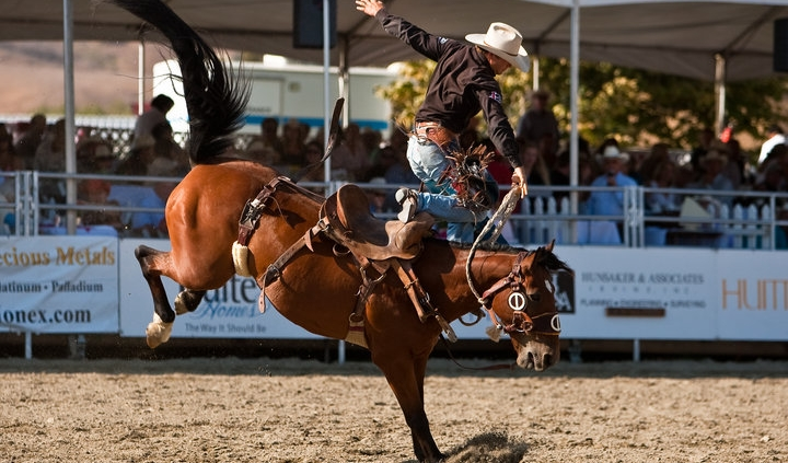 Rancho Mission Viejo Rodeo 2018
