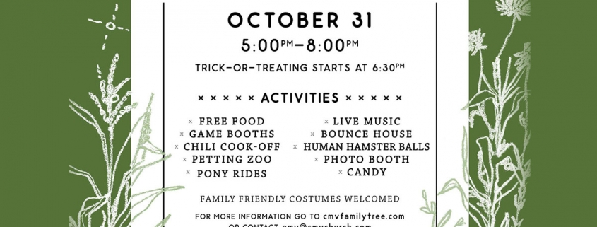 The Calvary Chapel Harvest Festival in Mission Viejo is just a few days away.