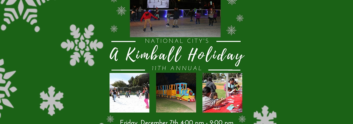 A Kimball Party National City Ice Skating Event