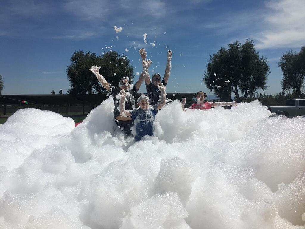 Foam Machine Rental Rent Foam Pit Inland Empire