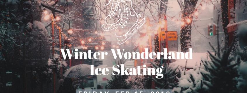 CSU San Marcos Winter Wonderland Ice Skating Event February 15