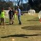 Bubble Bumper Soccer Event at UCSD