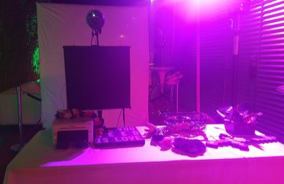 Enclosed Photo Booth Rental in Riverside, Los Angeles, and Orange County
