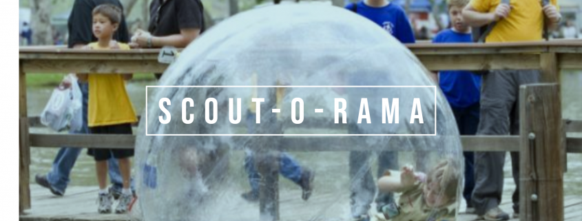 the Annual Boy Scouts Scout-O-Rama 2019 event information.
