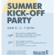 Cathedral Oaks Club Summer Kick-Off Party in Goleta, Ca. June 21, 2019
