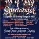 Mission Viejo Country Club Spectacular 4th of July 2019 Celebration event information. Emerald Events provides the carnival attractions.