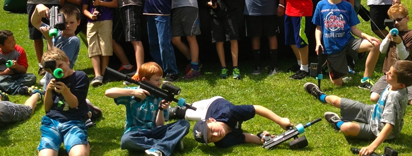 Our Task Force Tag Laser Guns rentals will be heading toCamp4KidsSummer Camp from July 22-27, 2019!