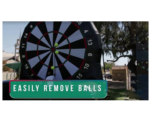 Soccer Darts Rental · Orange County · Contact Emerald Events to book today!