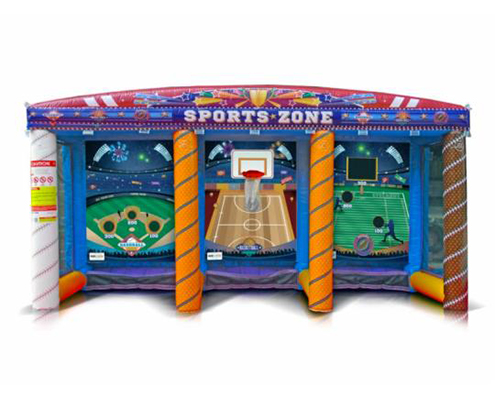 Sports Zone 3-in1 Rental · Available in Orange County, Los Angeles, and Inland Empire at Emerald Events