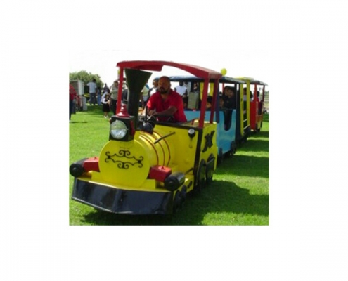 Rent story book trackless train in orange county, los angeles, inland empire