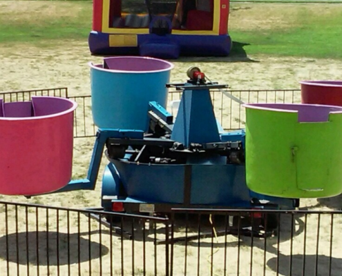 Rent Tubs of Fun Kids Carnival Ride Rental for events in Orange County, LA, Inland Empire