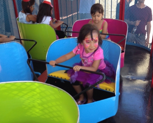 Whip O' Whirl Kids Carnival Ride Rental · Orange County, LA, Inland Empire