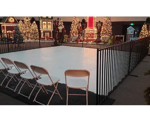Rent Artificial Ice Rink Rental for Winter Holidays, Christmas and New Years Eve in San Diego, Los Angeles, Orange County & Inland Empire